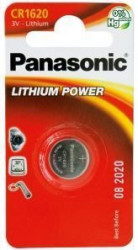 Panasonic CR-1620L1BP litijum baterije ( 023505871 )