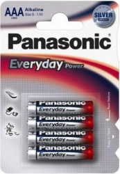Panasonic LR03EPS/4BP AAA 4kom Alkalne Everyday baterije