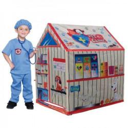 Pertini Toys Šator kućica Veterinarska stanica 8165