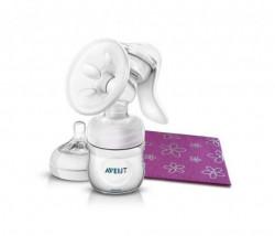 Philips Avent pumpica za izmazanje + marama za dojenje ( SCF330/20A )