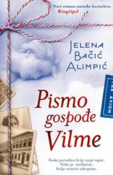 PISMO GOSPOĐE VILME - Jelena Bačić Alimpić ( 6415 )