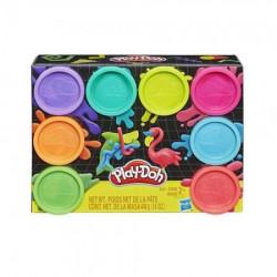 Play-doh najlepse boje set 8 kom asst ( E5044 )