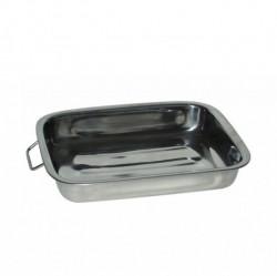 Posuda za pečenje od INOX-a 32x24,5x5,2 cm ( 92-456000 )