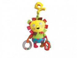PrimeToys igračka zvečka glodalica lavić Lio ( 0127207 )