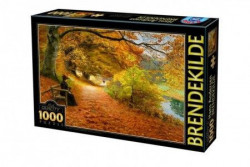 Puzzle 1000 Hans Anderson Brendekilde 02 ( 07/72795-02 )
