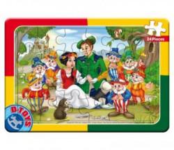 Puzzle 24 PCS FAIRY TALES 09 ( 07/50564-09 )