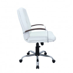 Radna fotelja - KliK 5550 cr cr (eko koža u više boja)