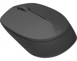 Rapoo M100 Silent Wireless Multi-mode miš tamno sivi