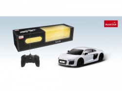 Rastar r/c 1:24 audi r8 2015 version ( RS10001 )