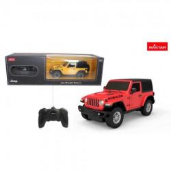 Rastar r/c 1:24 jeep wrangler jl ( RS15235 )