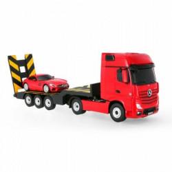 Rastar set RC kamion Mercedes-Benz Actros 1:26 i RC auto.M.Benz GT 1:24 ( 6580054 )