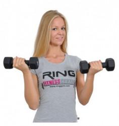 Ring ženska majica RINGGYM