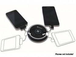 Sandberg punjac za 4 uredjaja sa magnetnim konektotom ( 2260 )