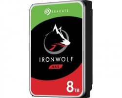 "Seagate 8TB 3.5"" SATA III 256MB 7.200rpm ST8000VN004 IronWolf"