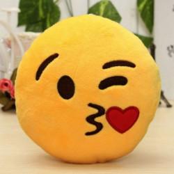 Selay pliš jastuk emoji 35cm 1144 ( 114409 )