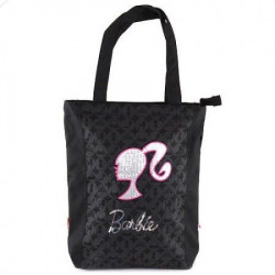 Shopping bag Barbie black 11-1919 ( 46508 )