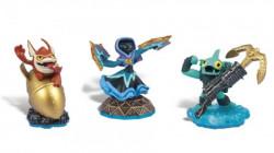 Skylanders SWAP Force Triple Pack C (Star Strike + Gill Grunt + Trigger Happy) ( 018880 )
