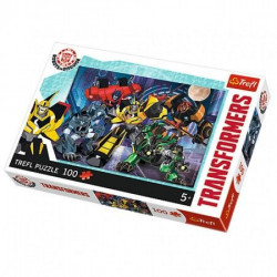 Slagalica 100 Transformers ( 12-163155 )