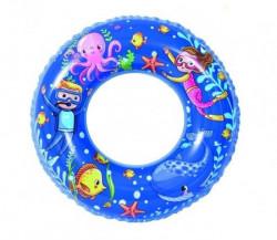 Šlauf za plivanje Sea Fish 60 cm - Plavi ( 26-205000 )