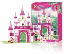 Sluban kocke, dvorac iz snova, 271 kom ( A016002 )
