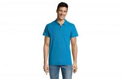 SOL'S summer II muška polo majica sa kratkim rukavima aqua XL ( 311.342.59.XL )