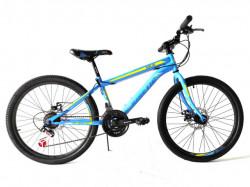 """Solis Kinetic 24"""" Bicikl za decu sa 21 brzinom - Plavi ( 24002 )"""