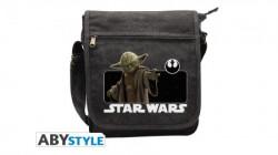 STAR WARS - Messenger bag small 'Yoda' ( 024766 )