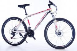 "Step Dragon MTB Bicikl 26""/21 belo-crveni ( BCK0337 )"