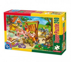 Super Puzzle 240PCS FAIRY 05 ( 07/60488-05 )