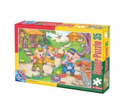 Super Puzzle 35PCS FAIRY 04 ( 07/60389-04 )