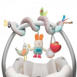 Taf Toys igračka tvister - Zeka ( 114027 )