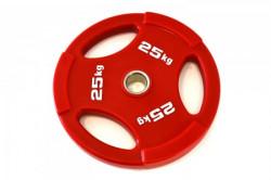 Teg čelični 25kg fi 50mm ht gumirani ( 291614 )
