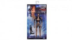 Terminator 2 Metal Mash Endoskeleton (Kenner Tribute) 18cm ( 033784 )