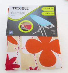 Texell C34F3 premium navlaka za dasku za peglanje sa penastim uloškom
