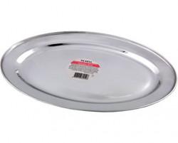 Texell TIO-40 oval inox 40cm x 26.5cm