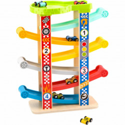 Tooky Toy Trkačka staza sa 6 tobogana ( TY841 )