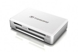 Transcend All in 1 P8 USB 3.0 beli TS čitač mem.kartica ( 0704772 )