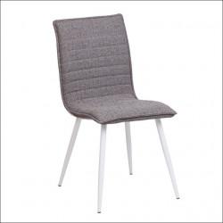 Trpezarijska stolica UDC8055 - Siva ( 775-043 )