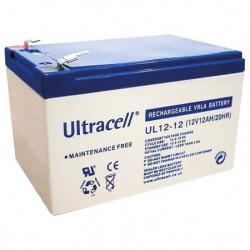 Ultracell Žele akumulator 12 Ah ( 12V/12-Ultracell )
