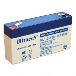 Ultracell žele akumulator Ultracell 1,3 Ah ( 6V/1,3-Ultracell )