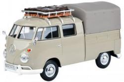 Volkwagen PickUp with cover - metalni kombi 1:24 ( 25/79553 )