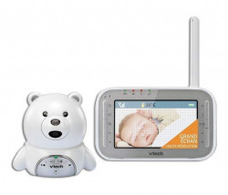 Vtech bebi alarm - video lcd (meda) ( BM4200 )