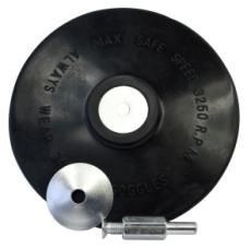 Womax nosač brusnog papira za bušilicu fi 115mm ( 0102750 )