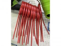 Womax nož rezervni za trimer akumulatorski set 20 kom ( 7122001229 )