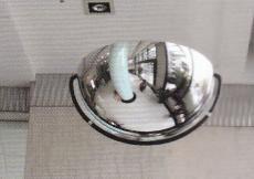 Womax ogledalo poluokruglo 81cm ( 3247 )