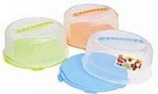 Womax plastična posuda za torte okrugla ( 0330079 )