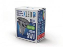 Xled Led sijalica GU10 - 5W 220V Toplo bela 3000K ( GU10 COB 5W )