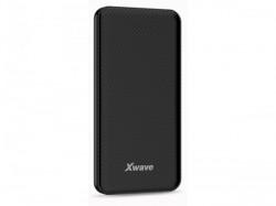 Xwave 10000mAh/2.4A /2 xUSB mesta za punjenje/USB Type-C/micro-USB/ kab ( NT 11 black )