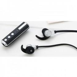 Xwave bluetooth slušalice MX150 BLACK/SILVER + MIC+BT BAZA( SLUMX150 )
