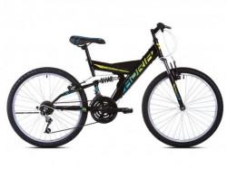 """Adria Dakota bicikl 26"""" crno-zeleni ( 916256-19 )"""